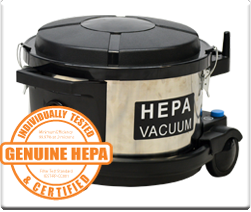 Sterling North America Commercial Wet Dry Vacuums Hepa